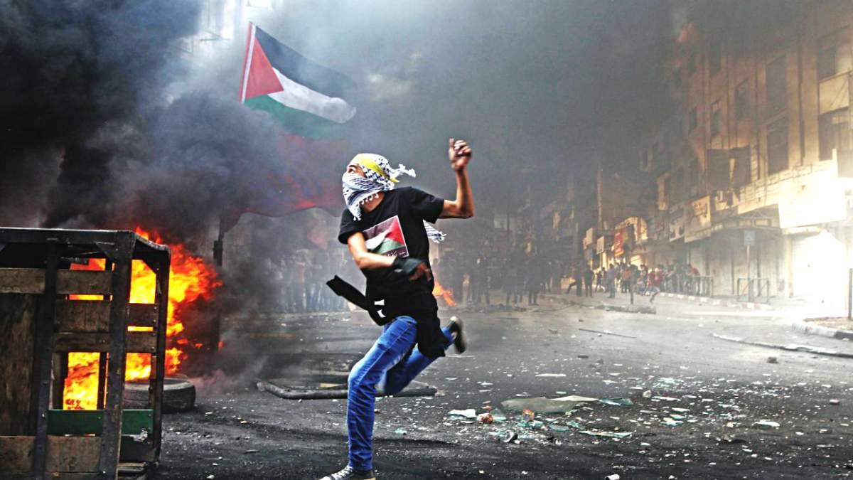Ιντιφάντα: Το νέο κάλεσμα και η ιστορία της παλαιστινιακής εξέγερσης ::  left.gr