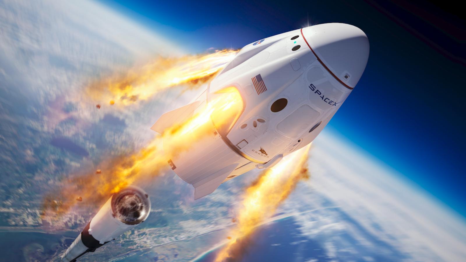 Επέστρεψε στη Γη η διαστημική κάψουλα της SpaceX με τέσσερις αστροναύτες  από τον Διεθνή Διαστημικό Σταθμό (ISS) :: left.gr