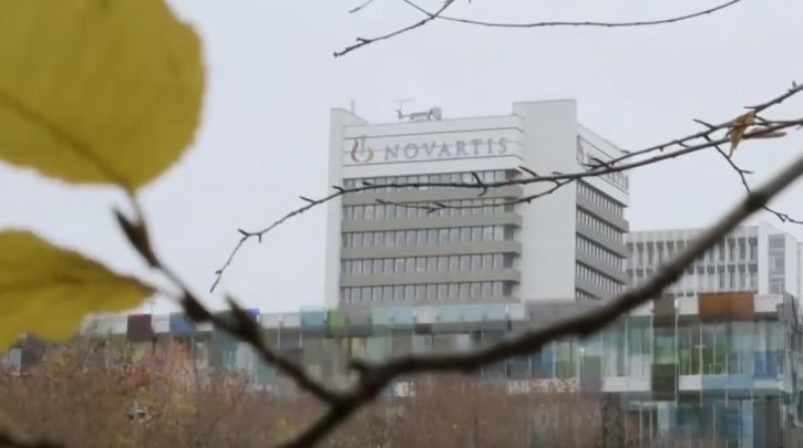 Αποτέλεσμα εικόνας για ντοκιμαντέρ Novartis