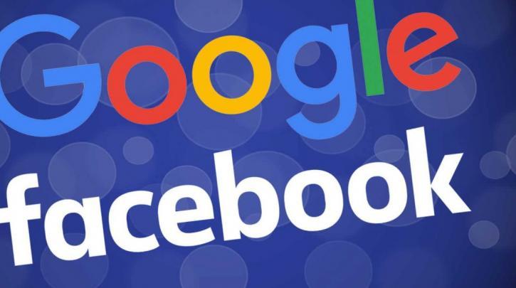 Google και Facebook αρνούνται ότι ευθύνονται για τη διανομή ...