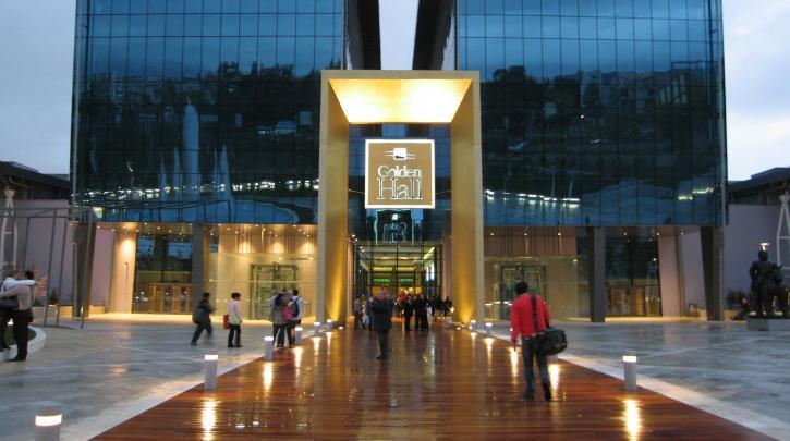 5d05f15af8 Για shopping στο Golden Hall!»    left.gr