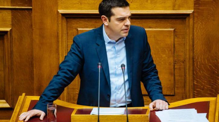 Live: H ομιλία του Αλ. Τσίπρα στο νομοσχέδιο για τα εργασιακά 2